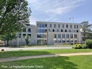 Nouveau bâtiment : CCIB / BS / Restaurant / Amphithéâtre