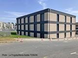 Nouveau bâtiment Résidence étudiants