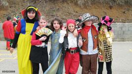 Carnaval à l'école N-DDM