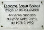 Espace Sœur Boizet