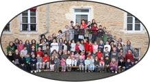 Les élèves de Saint-Nicolas - Année scolaire 2009/2010
