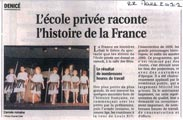 Le Progrès du 22/03/2011