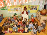 Les prémices de Noël à Saint-Nicolas