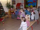 La conteuse et les enfants