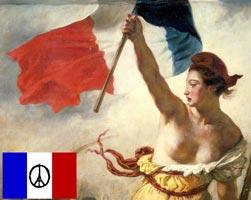 La liberté guidant le peuple - Eugène Delacroix - 1830
