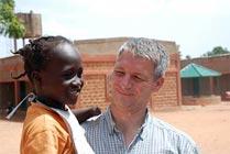 Dominique-Jean à Koupela (Bukina Faso)