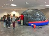 Un planétarium au collège