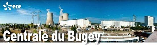Centrale EDF du Bugey