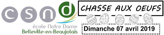 Logo Notre-Dame Belleville
