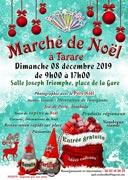 Marché de Noël à Tarare