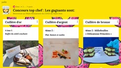 Concours Top Chef 2021