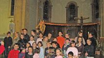 Concert en l'église du Bois d'Oingt.