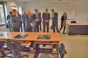 Inauguration PES/CdF le 21 mai 2013