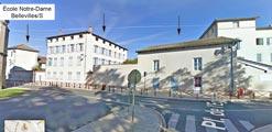 École Notre-Dame de Belleville s/S