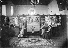 Chapelle Sainte-Angèle au début du 20ème siècle