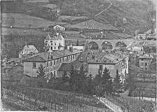 Pensionnat Sainte-Angèle au début du 20ème siècle