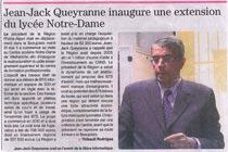 Le Patriote Beaujolais du 23 mai 2013