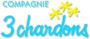 Logo Compagnie Les 3 chardons