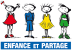 Logo Enfance & Partage