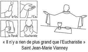 Logo Eucharistie