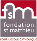 Logo Fondation Saint Mathieu