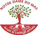 Logo Notre-Dame du Mas
