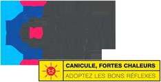 Logo Alerte canicule