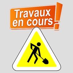 Logo Travaux en cours